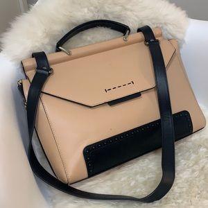 🌸 BCBGMaxAzria Leather Bag